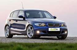 BMW huur op Kreta, Eye Drive autoverhuur in Hersonissos.